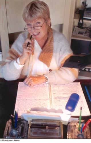 Françoise Dorin Rendez-Vous des écrivains, 7 novembre 2011