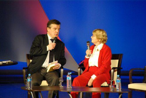 Françoise Dorin et Jean Piat 014